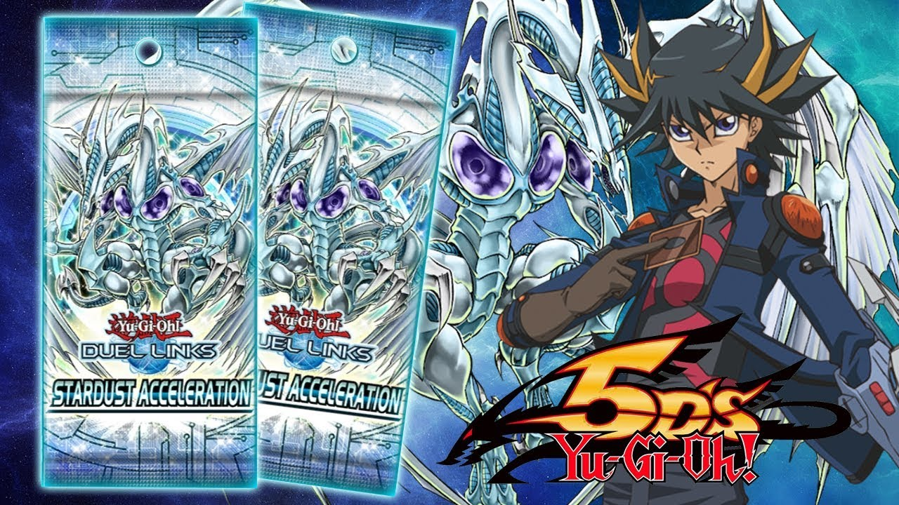 On Ouvre La Nouvelle Box Stardust Acceleration Yu Gi Oh Duel Links 5ds Fr