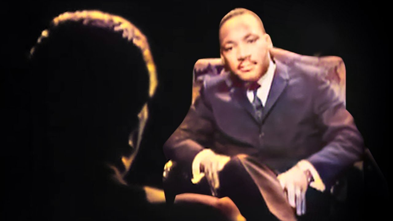 An Eye Opening Interview with Martin Luther King Jr.