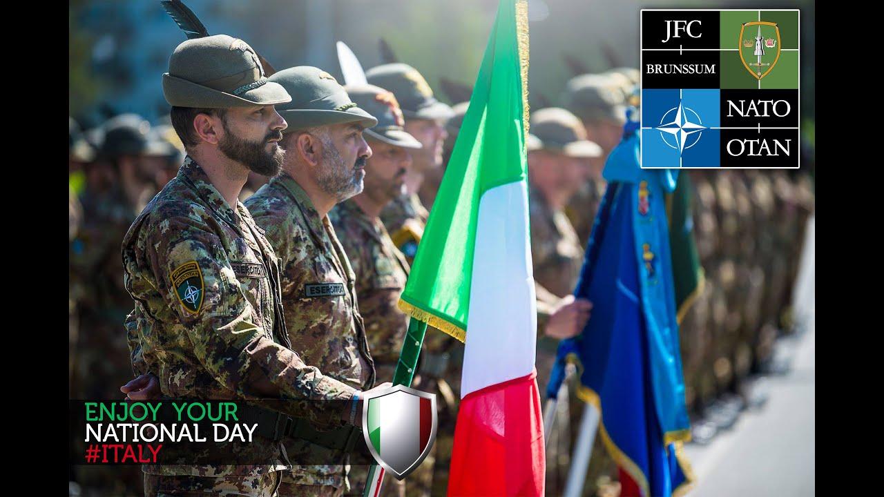 Italian National Day 2020