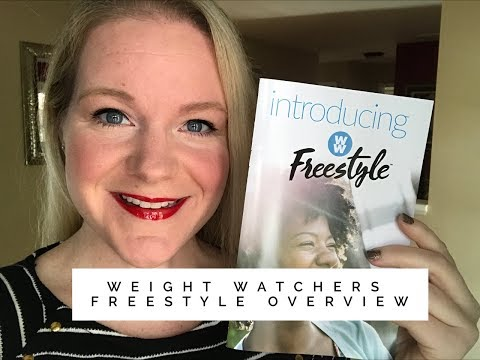 Weight Watchers Freestyle Program Overview
