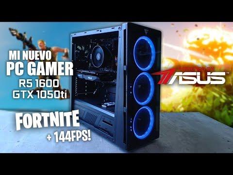 mi-nuevo-pc-gamer- -ryzen-5-1600-+-gtx-1050ti- -pruebas-en-cs:go,-paladins-y-fortnite