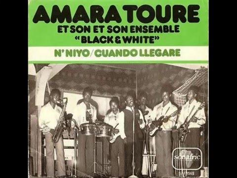 Amara Toure et son ensemble ''Black & White'' - N'Niyo