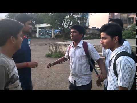 Social awareness by IIM Indore Mumbai Campus