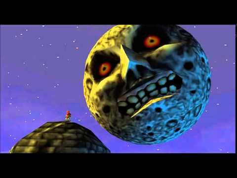 majoras mask sound effects