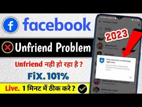 Facebook Unfriending Itself Won't Make Its Problems Go Away