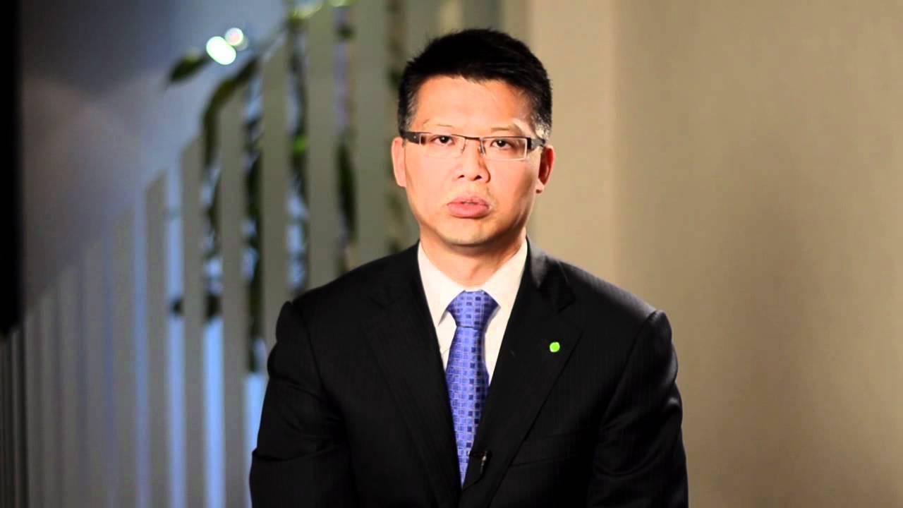 Andrew Kwong une croissance d'entreprise grâce aux données