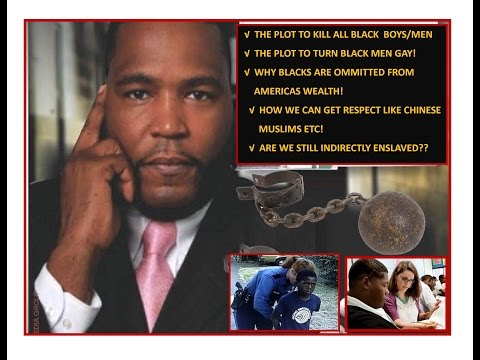 What Every Black Person Should Know - Dr. Umar Johnson - Bro