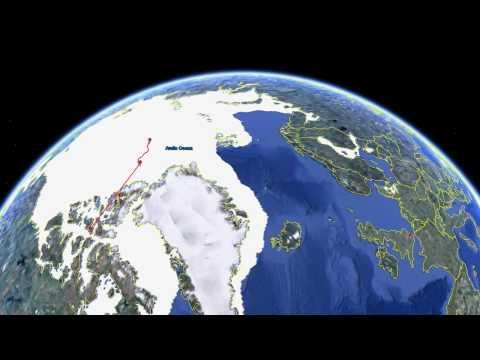 Explorers' Journey Flythrough