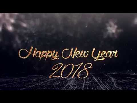 Happy New Year 2018 | Celebrate New Year's Day 2018 - New Year Countdown