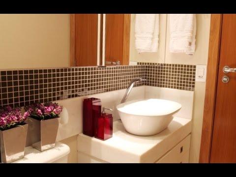 Como fazer a decora o de um banheiro pequeno gastando for Como organizar un armario pequeno
