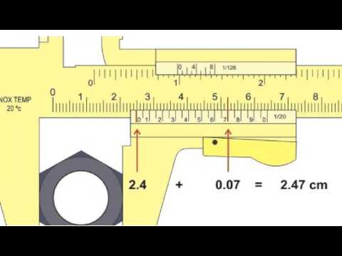Physics Lesson 01 - Measuring and Tools