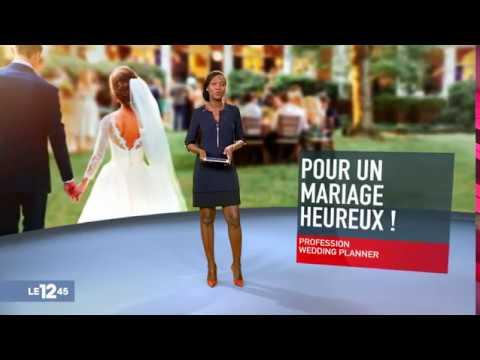 Reportage M6 métier et formation Wedding-Planner