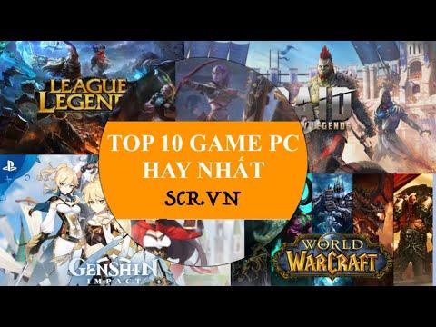 Top 10 Game PC Hay Nhất 2021 ? Game Pc Online Offline Hot Nhất ?TẶNG100 ACCGAMEMIỄNPHÍ