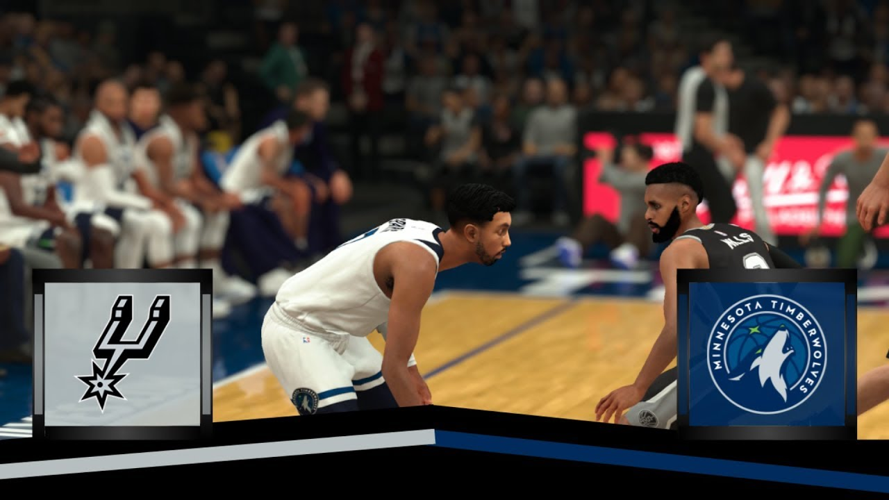7e97d72e5 NBA 2K18 PS4 MyCareer - Getting Patty Mills Sliding AGAIN! MEETING KRISTAPS  PORZINGIS - Ep.17