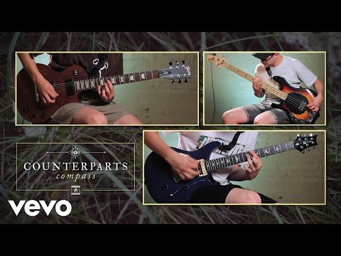 "Counterparts - ""Compass"" Guitar Demonstration"
