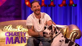 Tom Hardy Holding Dogs P.2! - Alan Carr: Chatty Man