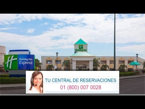 Hotel Holiday Inn EXpress Cancun
