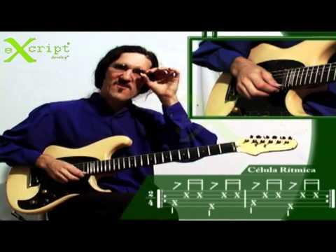 Curso Guitarra e Violão - Ritmos do Brasil - Aula 10 - ...