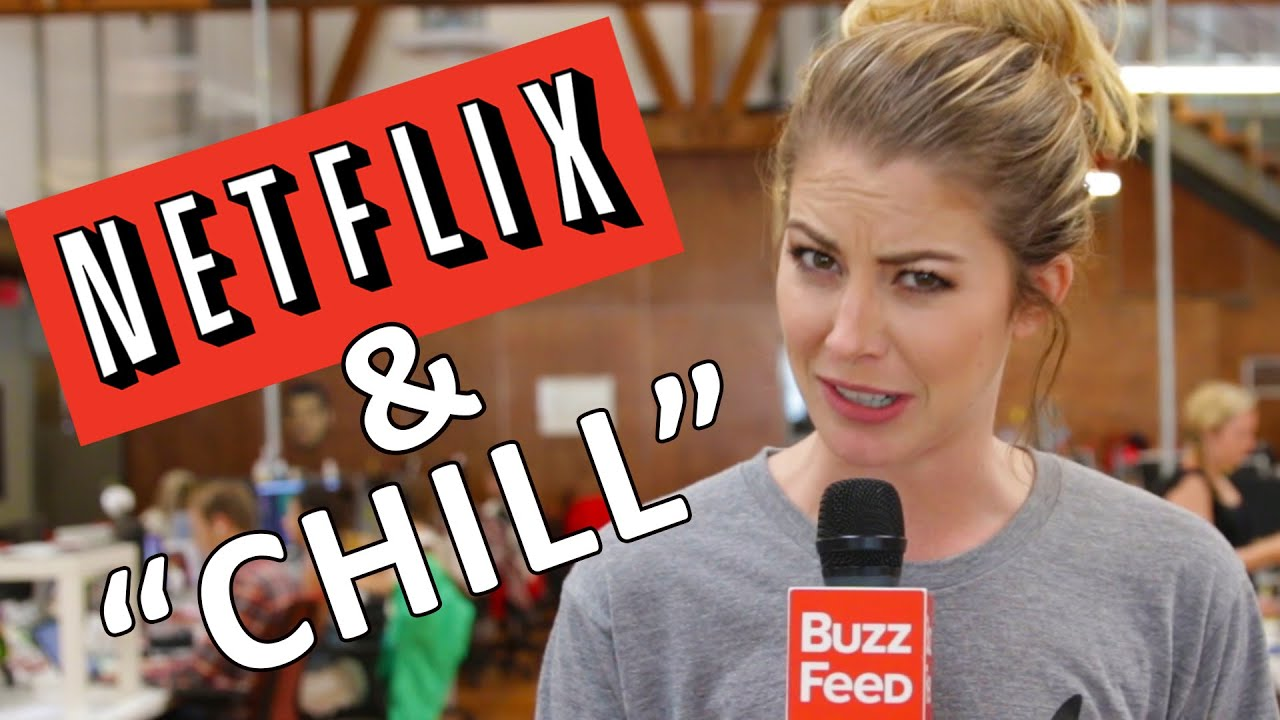 what does netflix and chill mean