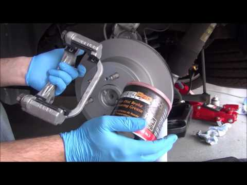2010 (2007-2014) Cadillac Escalade Rear Brake Change - Bosch Quiet Cast Rotors