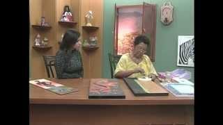 IDEAS PARA TI   JESSICA PEÑA Y ROSA MORALES  CUADRO DECORATIVO CON MARIPOSAS  PARTE 2