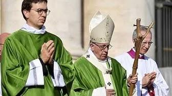 Die bislang 11 Ferulae des Jorge Bergoglio aka Papst Franziskus