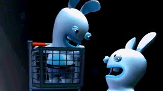 Rabbids Go Home | Time is Money Honey | Episode 22 | Happy Kids Games and Tv | 1080p