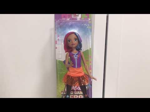 Барби виртуальный мир Гая | Barbie video game hero