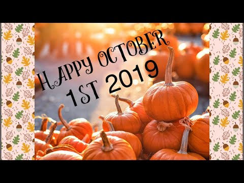 Download HAPPY OCTOBER 1St it's a new beginning