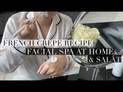 asmr-vlog-5---quarantine-in-dubai-part-2.-comfort-at-home.-french-treat-recipe,-family-&-salat