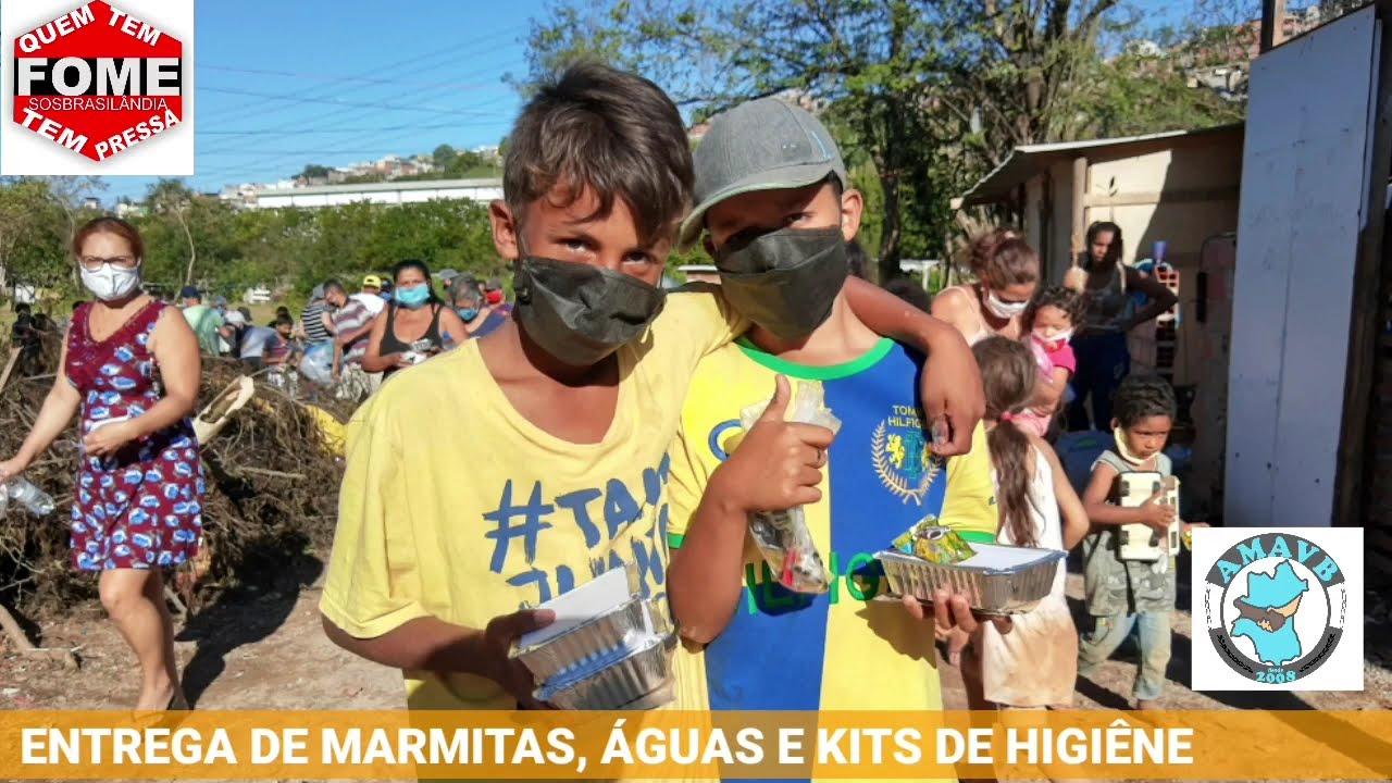 CAMPANHA DE COMBATE A FOME NA BRASILÂNDIA