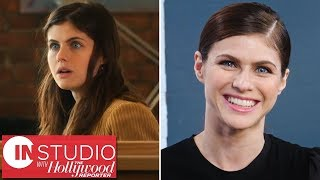Alexandra Daddario & Elise Duran On New Rom-Com 'Can You Keep A Secret?' | In Studio