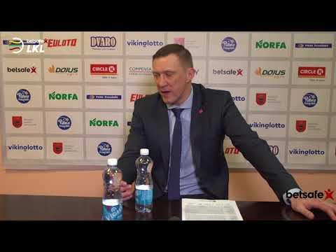 """""""Betsafe-LKL"""" rungtynių komentarai: """"Pieno žvaigždės"""" – """"Juventus"""" [2018-02-10]"""