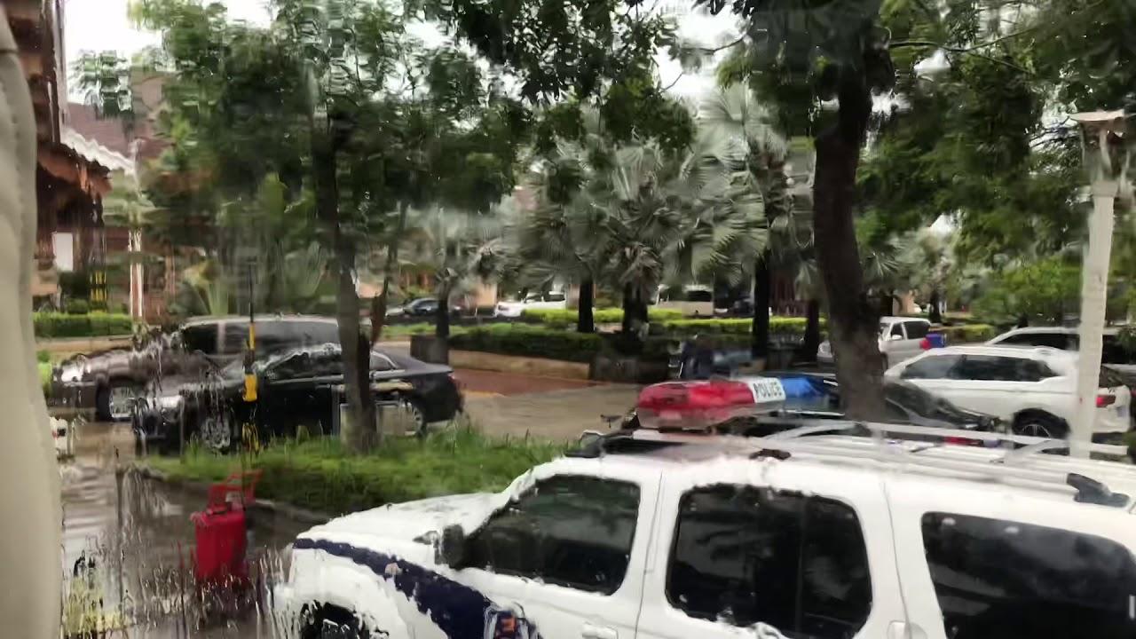 Погода в Санья в августе, видео