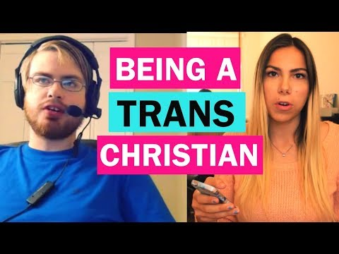 BEING A TRANS CHRISTIAN!! Q&A  Feat. The Orthodox Lunatic