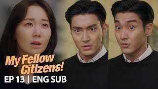 "Lee Yoo Young ""How much did you borrow from Park Hoo Ja?"" [My Fellow Citizens! Ep 13]"
