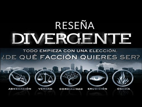 Reseña: Divergente (Divergent) de Veronica Roth