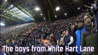 The Boys from White Hart Lane (Dortmund - Spurs)