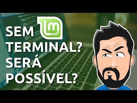 Linux SEM Terminal - O que fazer depois de instalar o Linux Mint?