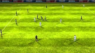 FIFA 13 iPhone/iPad - Real Madrid vs. M√°laga CF