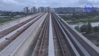 Yongin Light rail 4K