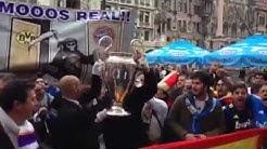 Real Madrid klaut den CL-Pokal in München
