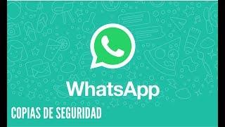 Copia de seguridad WhatsApp en iPhone