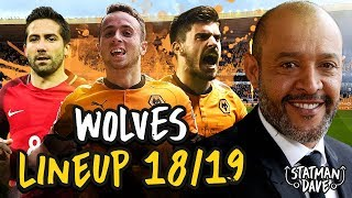 How Nuno Could Set Up Wolves Next Season | Starting XI, Formation & Tactics
