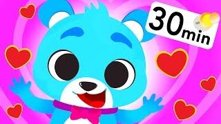 Baby Bear, Baby Finger Family, Baby Shark Compilation!