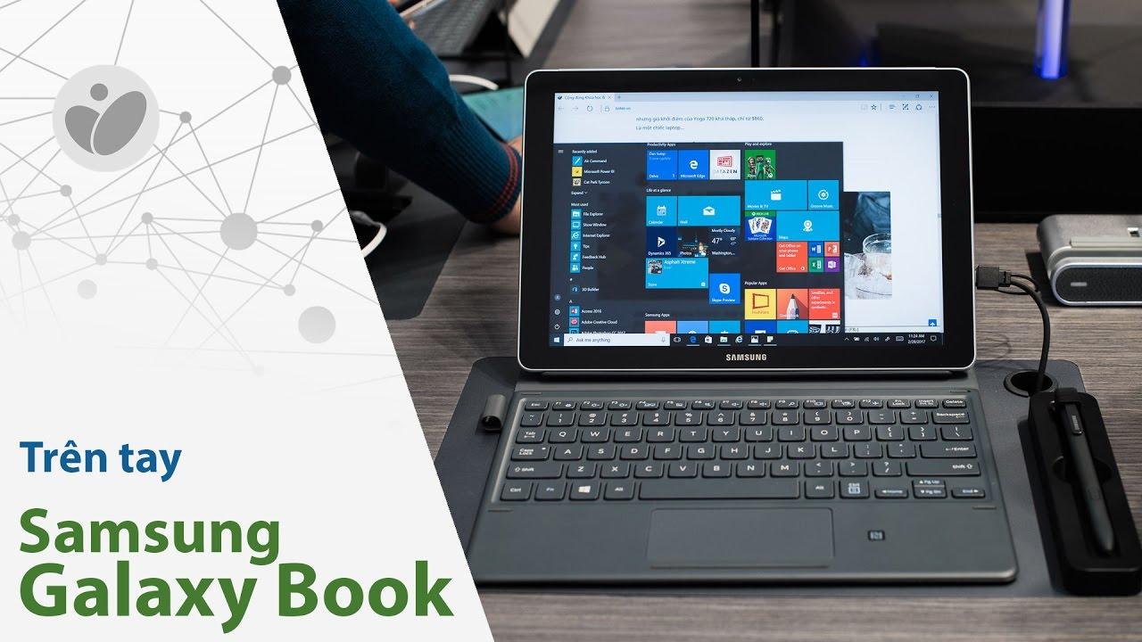 Trên tay và thử S-Pen Samsung Galaxy Book | Tinhte.vn