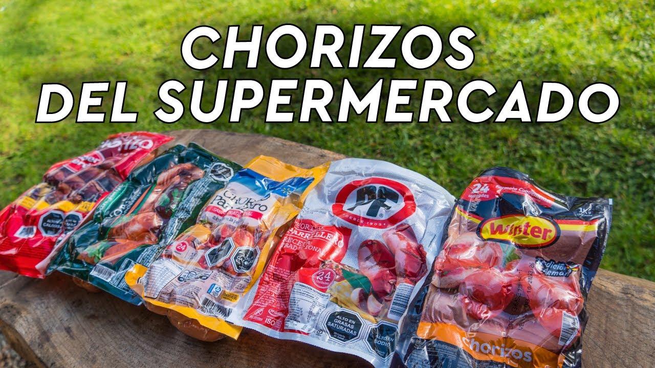 """Probando y Comparando Chorizos """"económicos"""" del Supermercado (ideal para estas fiestas)"""