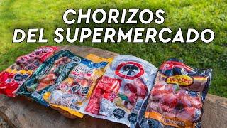 Probando y Comparando Chorizos