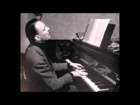 Ravel - Gaspard de la nuit - Michelangeli Vatican 1987