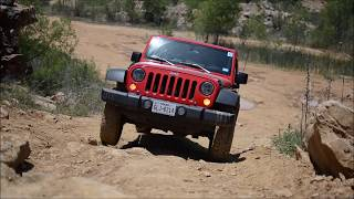 Northwest OHV Park Hill Test Toyo Open Country R/T LT255/80R17